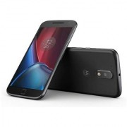 Moto g4 plus 32gb black with Seller warranty 6 months