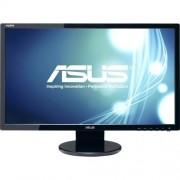 """ASUS - 23.6"""" LCD Monitor - Black"""