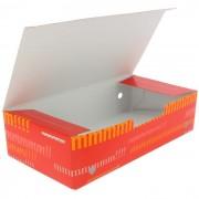 Caja Comida para Llevar Grande 200x100x50mm (25 Uds)