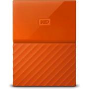 "Eksterni hard disk HDD External 2.5"" 4TB WD Orange WDBYFT0040BOR-WESN, USB3.0 My Passport"