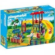 Комплект Плеймобил 5568 - Детска площадка - Playmobil, 291085