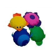 Almofadas Divertidas Kit com 4 - Espumados