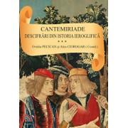Cantemiriade. descifrari din istoria ieroglifica, Vol. 3/Ovidiu Pecican, Alex Ciorogar