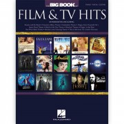 Hal Leonard The Big Book Of Film & TV Hits