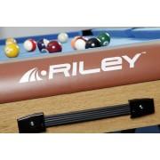 Masa de snooker/biliard pliabila Riley Wendreda 6ft