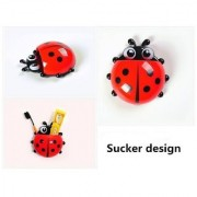 Right traders Ladybird Toothbrush Holder