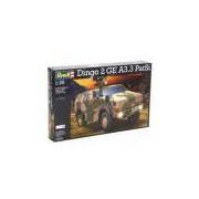 Kit De Montar Revell 1:35 Blindado Dingo 2 Ge A3.3 Patsi