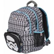 Rucsac scoala Playroom 3D Core Line Star Wars Stormtrooper LEGO