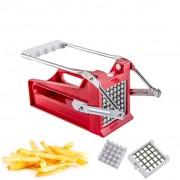 TRIBALSENSATION Potato cutter for French fries - Potato Vegetable Slicer Chopper Dicer