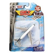 """Motormax - 3"""" Sky Wings A105 Boeing 747 Aircraft"""