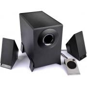 "BOXE 2.1 EDIFIER, RMS: 8.5W (2Wx2 + 4.5W), telecomanda pe fir, black ""M1360"" , BOXM1360 - 392150 M1360 (include timbru verde 1 leu)"