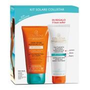 Collistar Kit Cream Solare Protezione Attiva Viso Corpo SPF 30 150 ml IN REGALO Trattamento Doposole Superlenitivo Riparatore 100 ml