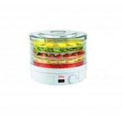 Deshidrator fructe si legume Zilan ZLN9645, 5 nivele