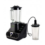 Blender cu mixare în vid, 1300W, Vas din sticlă 1.5 Litri, 7 Programe, fără BPA