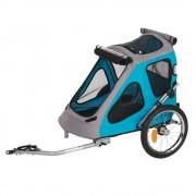 Remolque para bicicleta Smart - 123 x 71 x 105 cm (L x An x Al) / hasta 30 kg
