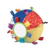 Playgro Pelota de actividades acolchada para bebés Loopy Loop