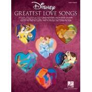 Hal Leonard Disney's Greatest Love Songs
