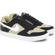 Nike NIKE SB DELTA FORCE VULC Sneakers For Men(Black, Beige)