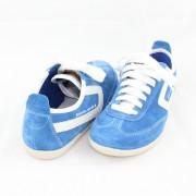 Pantofi piele intoarsa sport dama - albastru, s.Oliver - 5-23212-20-Cobalt