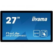 "IIYAMA ProLite TF2738MSC-B1 - Monitor LED - 27"" - moldura aberta - ecrã de toque - 1920 x 1080 Full HD (1080p) - A-MVA+ - 300 c"
