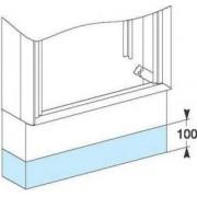 Prisma plus - p system - plinth raiser for floor-standing enclosure - h = 100 mm - Tablouri electrice de joasa tensiune - prisma plus - Prisma plus system g - 8805 - Schneider Electric
