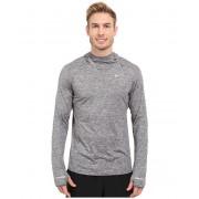 Nike Dry Element Running Hoodie Dark Grey HeatherReflective Silver