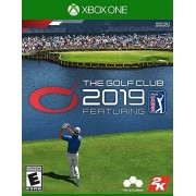 2K The Golf Club 2019 Featuring PGA Tour Xbox One Standard Edition