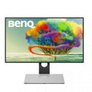"""Монитор BenQ BENQ-MON-PD2710QC, 27"""" (68.58 cm) IPS панел, QHD, 14ms, 20000000:1, 350cd/m2, DisplayPort, HDMI"""