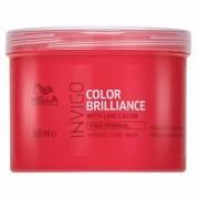 Wella Professionals Invigo Color Brilliance Vibrant Color Mask Маска За фина и боядисана коса 500 ml