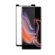 Folie Sticla Tempered Glass Samsung Galaxy Note 8 n950 4D Black Fullcover Mini Size