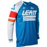 Leatt GPX 4.5 X-Flow Jersey Azul/Blanco M