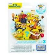 Mini Figurine Mega Bloks Minion'S Figures Series 3