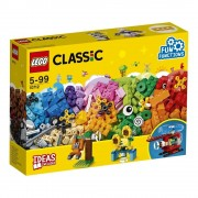 LEGO Classic, Caramizi si roti variate 10712