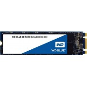 SSD M.2 SATA 250GB WD Blue 3D NAND 550/525MB/s, WDS250G2B0B