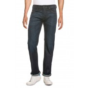 Diesel Stretch-Jeans Larkee Relaxed, Comfort Straight Fit blau