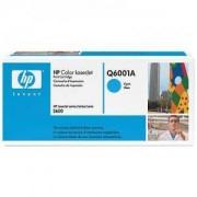 Тонер касета за Hewlett Packard Q6001A CLJ 2600, Cyan (Q6001A)