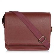 Alessia74 Women's Laptop Bag (Maroon) (13677)