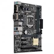 Дънна платка ASUS H110M-CS/C/SI, PCI Express, PCI, DDR4