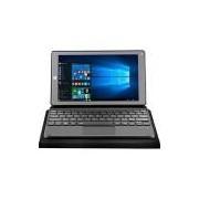 Notebook 2 em 1 M8W Intel Quad Core 1GB 16GB LED 8,9 W10 Preto - Multilaser