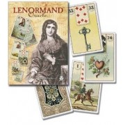 Novelty Toys Tarot Cards Napoleon Bonaparte Trusted Lenormand Oracle Unique 36 Card Deck