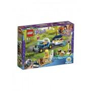 Lego Friends (41364) - Il Buggy Con Rimorchio Di Stephanie