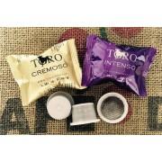 Toro 400 Capsule UNO System Compatibili Toro Intenso e Cremoso