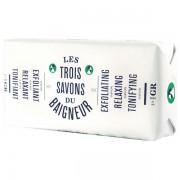 Le Baigneur Pack de 3 savons 300gr - Tonifiant, Relaxant, Exfoliant