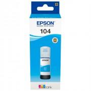 Epson 104 EcoTank Cyaan