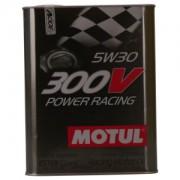 Motul 300V Power Racing 5W-30 2 Litro Lattina