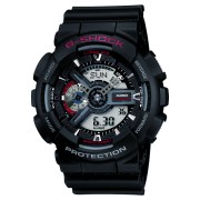 G Shock Ga110-1A Watch Black