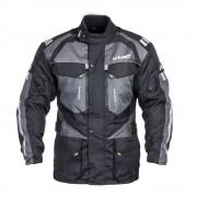 Férfi Motoros Kabát W-TEC GS-1613 12892/fekete-szurke