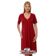 Pijama Rochie Italian-Fashion SAFIRA