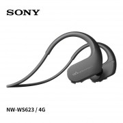 Auriculares Deportivos Bluetooth Mp3 Player Sony NW-WS623 4GB - Negro