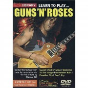 Roadrock International Lick library - Guns N´Roses Learn to play (Guitar), DVD